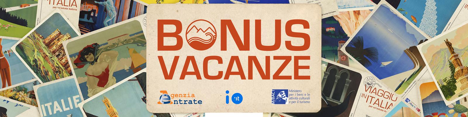 Bonus Vacanze slider